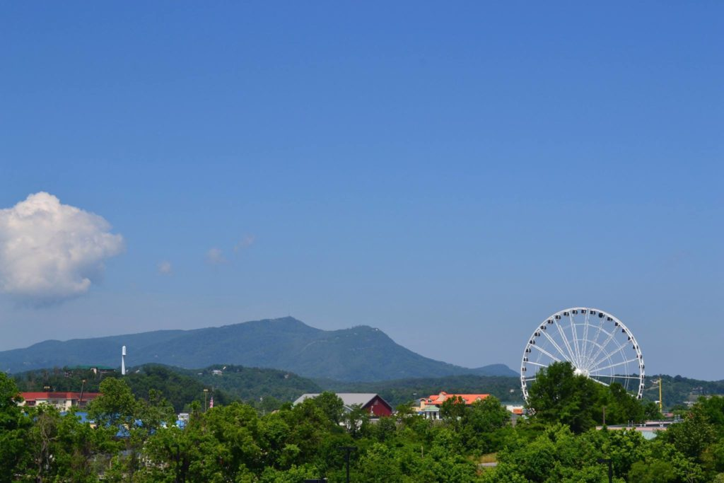 The Wheel at the Island and Pigeon Forge TN